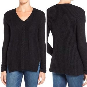 Mixed Stitch Sweater NWT